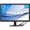 Philips 240V5QDAB + HDMI kabel