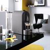 visual leverancier Nespresso U M130U Mat Dark Grey