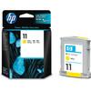 verpakking HP 11 Cartridge Geel