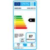 energielabel UE40LS001C Serif Blauw
