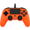 Nacon PS4 Official Manette Filaire Orange