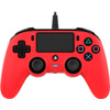 Nacon PS4 Official Wired Controller Rood
