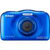 Nikon Coolpix W100 Backpack kit Blue