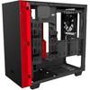 linkerkant H400i Black / Red