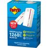 verpakking FRITZ!Powerline 1260E WLAN Set