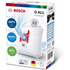 Bosch Sac d'aspirateur en fleece type G All