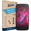Just in Case Motorola Moto Z2 Force Protège-écran Verre trempé