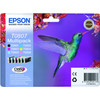 Epson T0807 6 Color Multipack (6 kleuren) C13T08074011