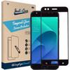 Just in Case Protège-écran en Verre trempé pour Asus Zenfone 4 Selfie Pro Noir