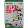 Fuji Instax Color Film Mini Glossy (10 units)