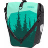 Ortlieb Back-Roller Design Woodland QL2.1 Mint/Black