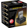 verpakking Duo USB 3.0 + Quick Protect 3,5 inch