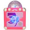 voorkant Audio BC-5L Roze