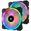 Corsair LL140 RGB Dual Light Loop Twin Pack