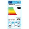 energielabel FWF71683WE EU