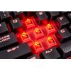 product in gebruik K68 Cherry MX Red Gaming Toetsenbord AZ