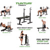 product in gebruik WB20 Basic Weight Bench