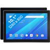 voorkant Tab 4 10 2 GB 16 GB Zwart