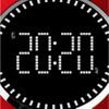 detail Clockline Rood