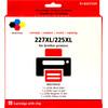 verpakking LC-227XL 4-Kleuren Pack (LC-227XLVAL)