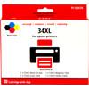 Huismerk 34XL 4-Kleuren pack voor Epson (C13T34764010)