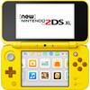 bovenkant 2DS XL Pikachu Edition