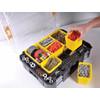 product in gebruik FMST1-80101 Opbergsysteem 3in1