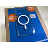 Apple iPhone 12 (Pro) Silicone Back Cover avec MagSafe Transparent