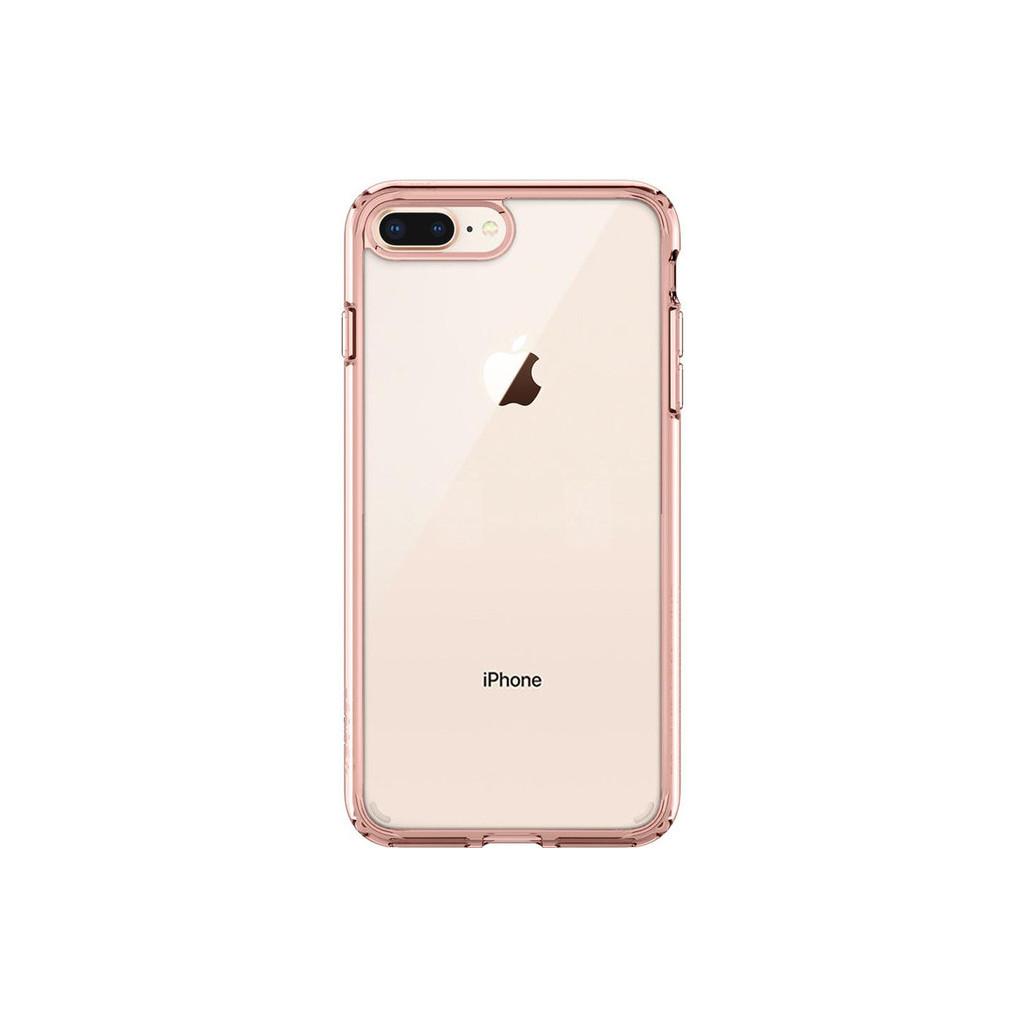 Spigen Ultra Hybrid Apple iPhone 7 Plus/8 Plus Back Cover Rose Gold