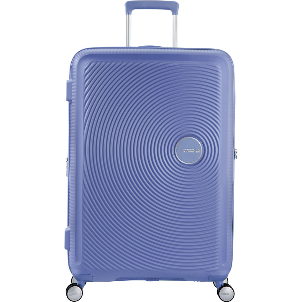 American Tourister Soundbox Expandable Spinner 77 cm Denim Blue