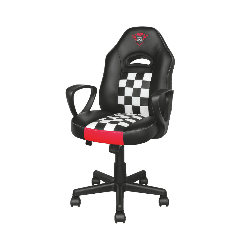 Trust GXT 702 Junior Ryon Gaming Stoel Zwart