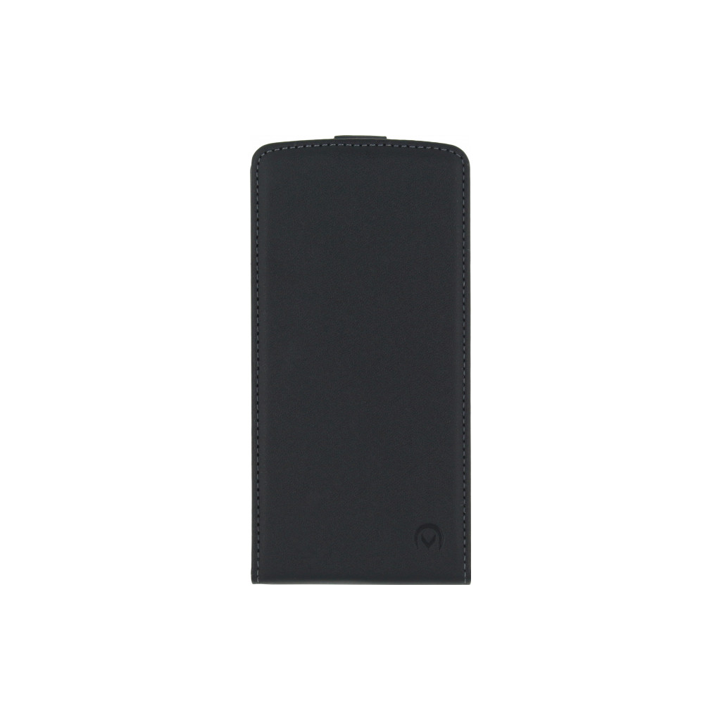 Mobilize Classic Gelly Coque à Rabat Nokia 7 Plus Noir