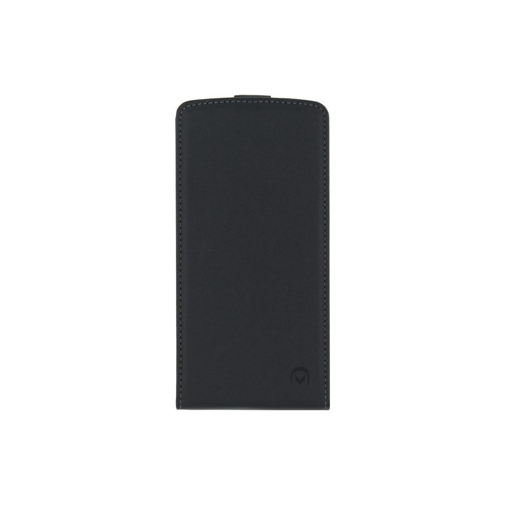 Mobilize Classic Gelly Coque à Rabat Nokia 7 Plus Noir