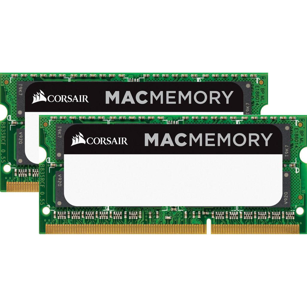 Corsair Apple Mac 16GB DDR3L SODIMM 1600 MHz (2x8GB)