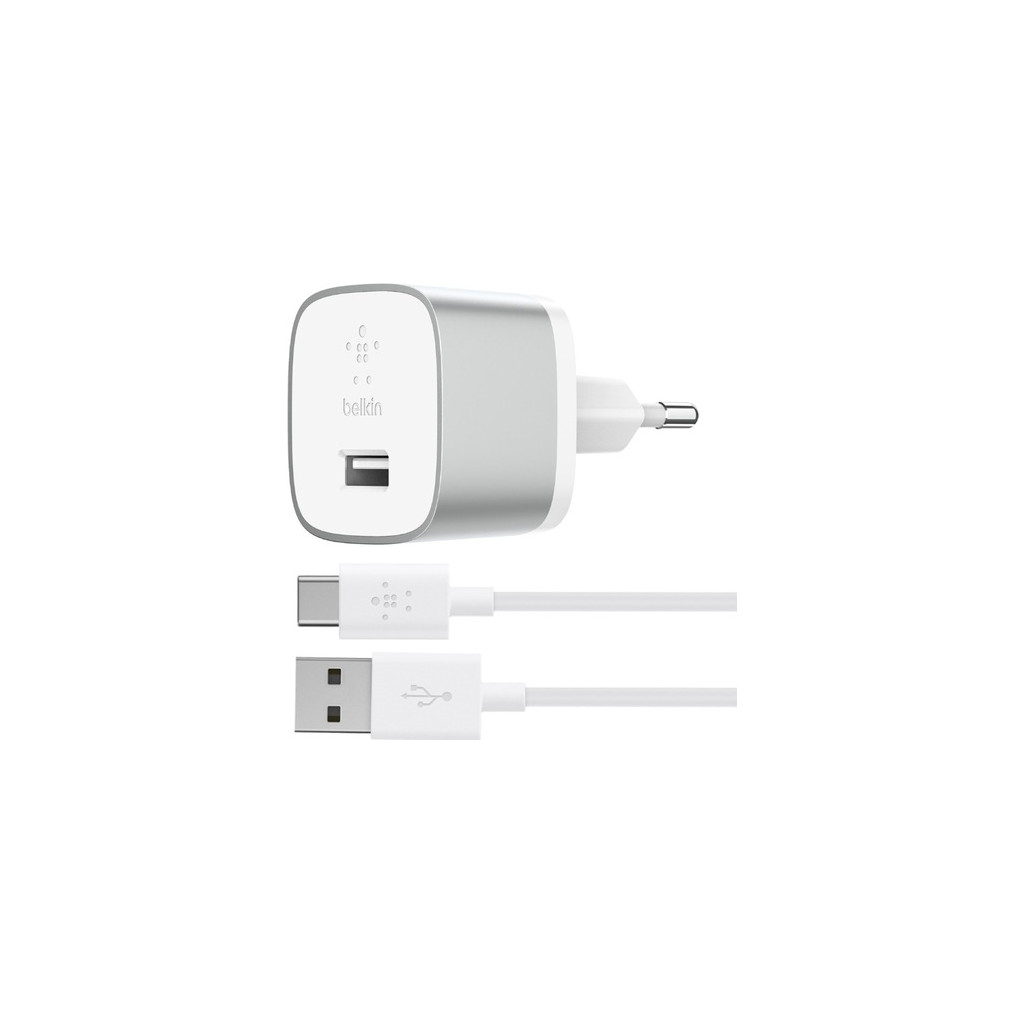 Belkin Chargeur USB Type-C Quick Charge 3.0 Blanc