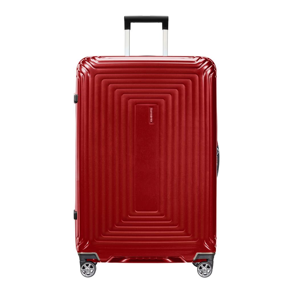 Samsonite Neopulse Spinner 55/20cm Metallic Red
