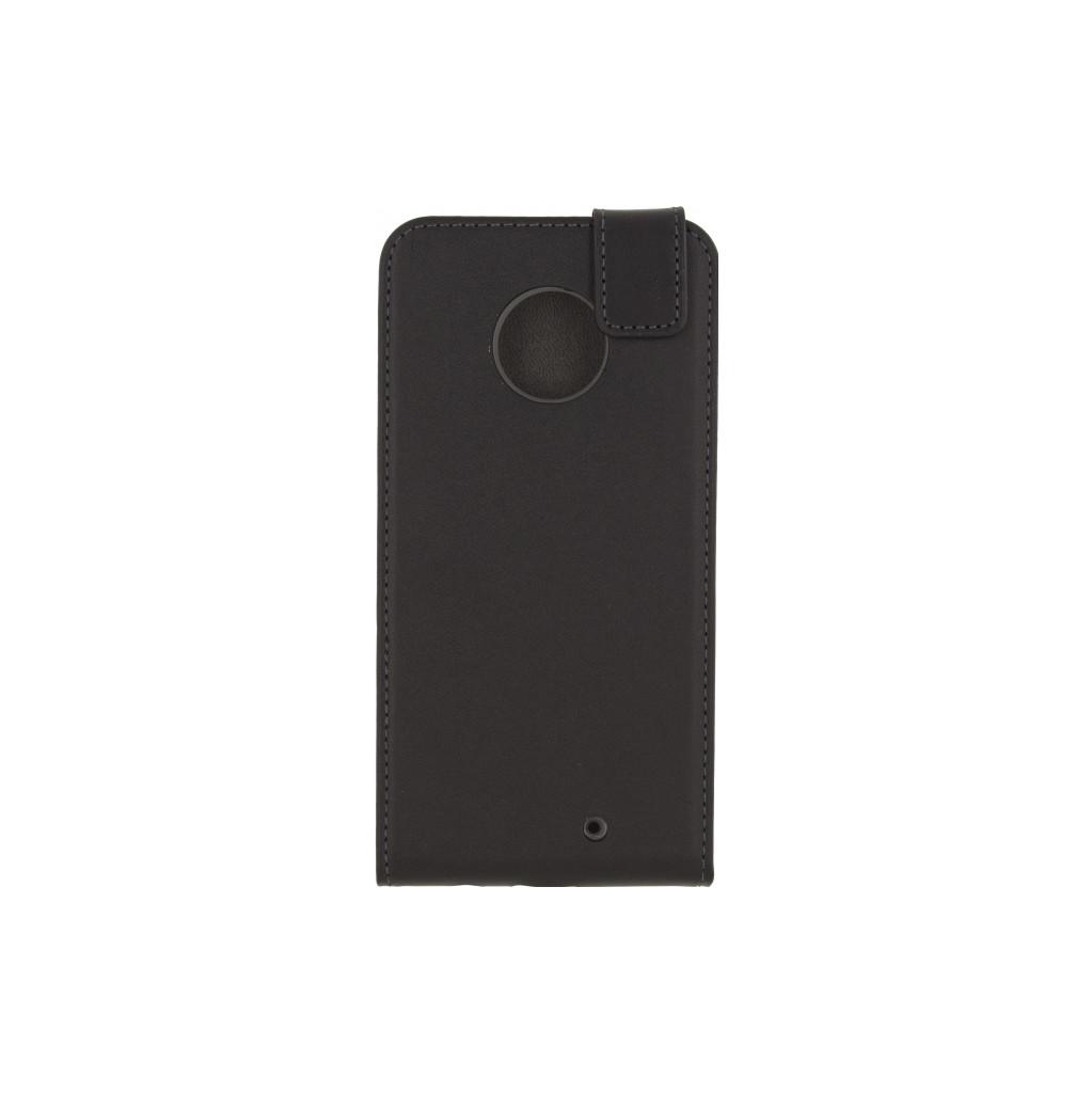 Mobilize Classic Gelly Motorola Moto X4 Coque à Rabat Noir
