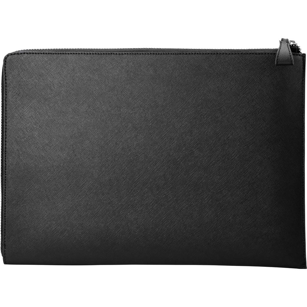 """HP Spectre 13.3"""" Lederen Sleeve Zwart"""