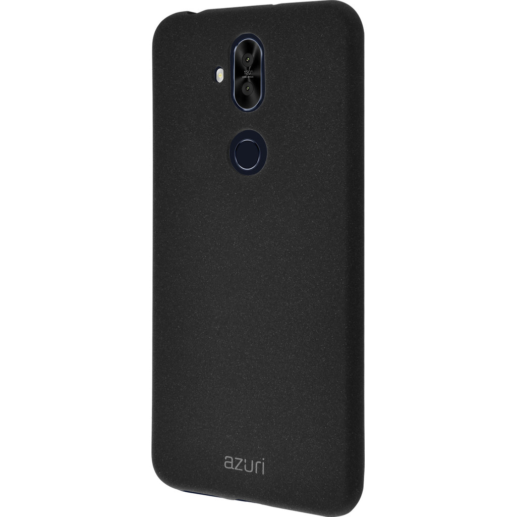 Azuri Flexible Sand Back cover Asus Zenfone 5 Lite Noir