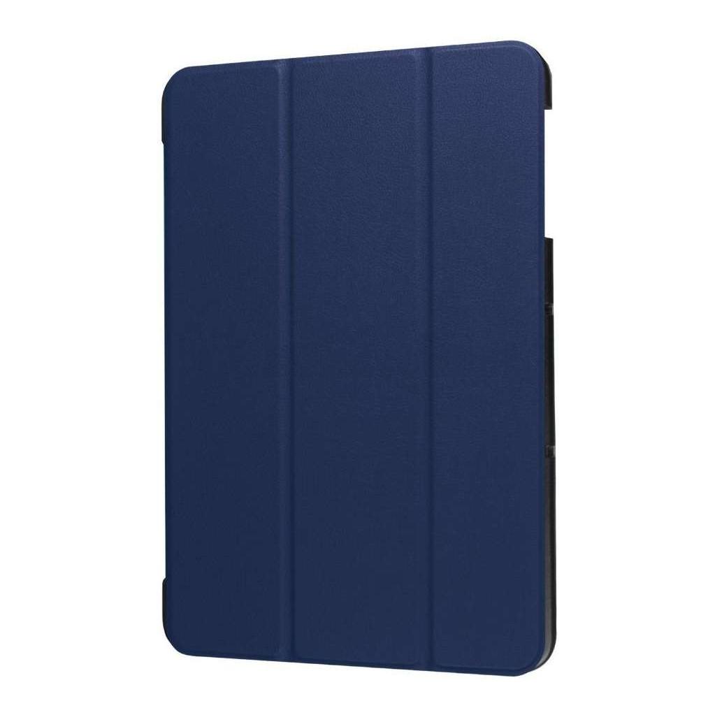 Just in Case Coque Smart Tri-Fold Samsung Galaxy Tab S4 Bleu