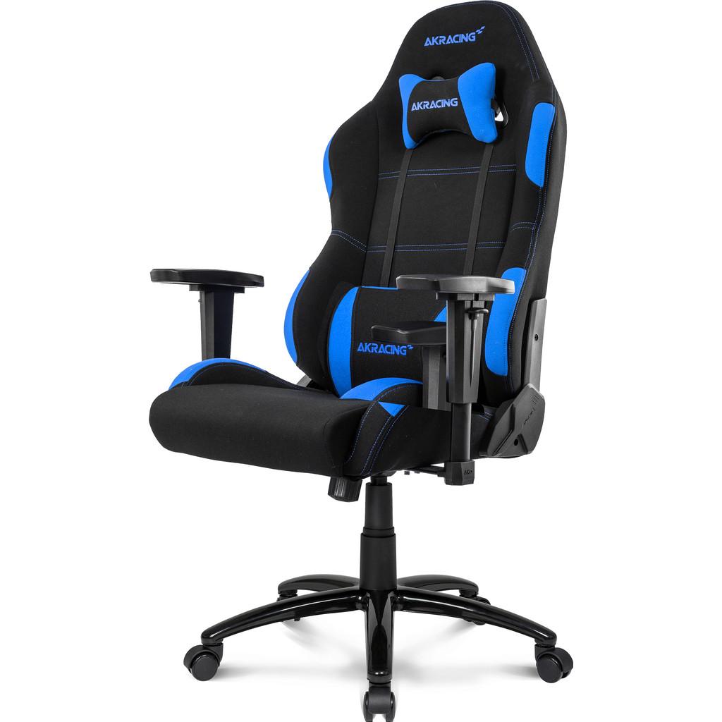 AKRACING, Gaming Chair Core EX Wide -  Noir / Bleu
