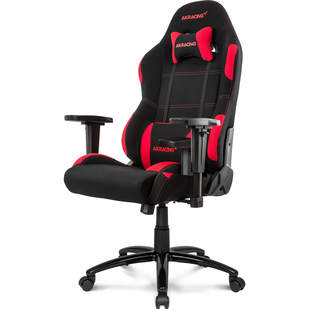 AKRACING, Gaming Chair Core EX Wide -  Noir / Rouge