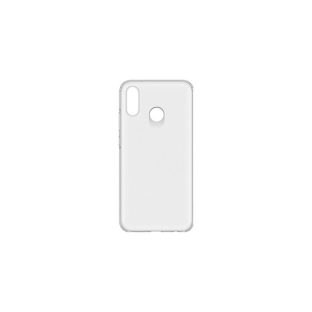 Coque Arrière Ultra Fine Huawei TPU P20 Lite Transparent