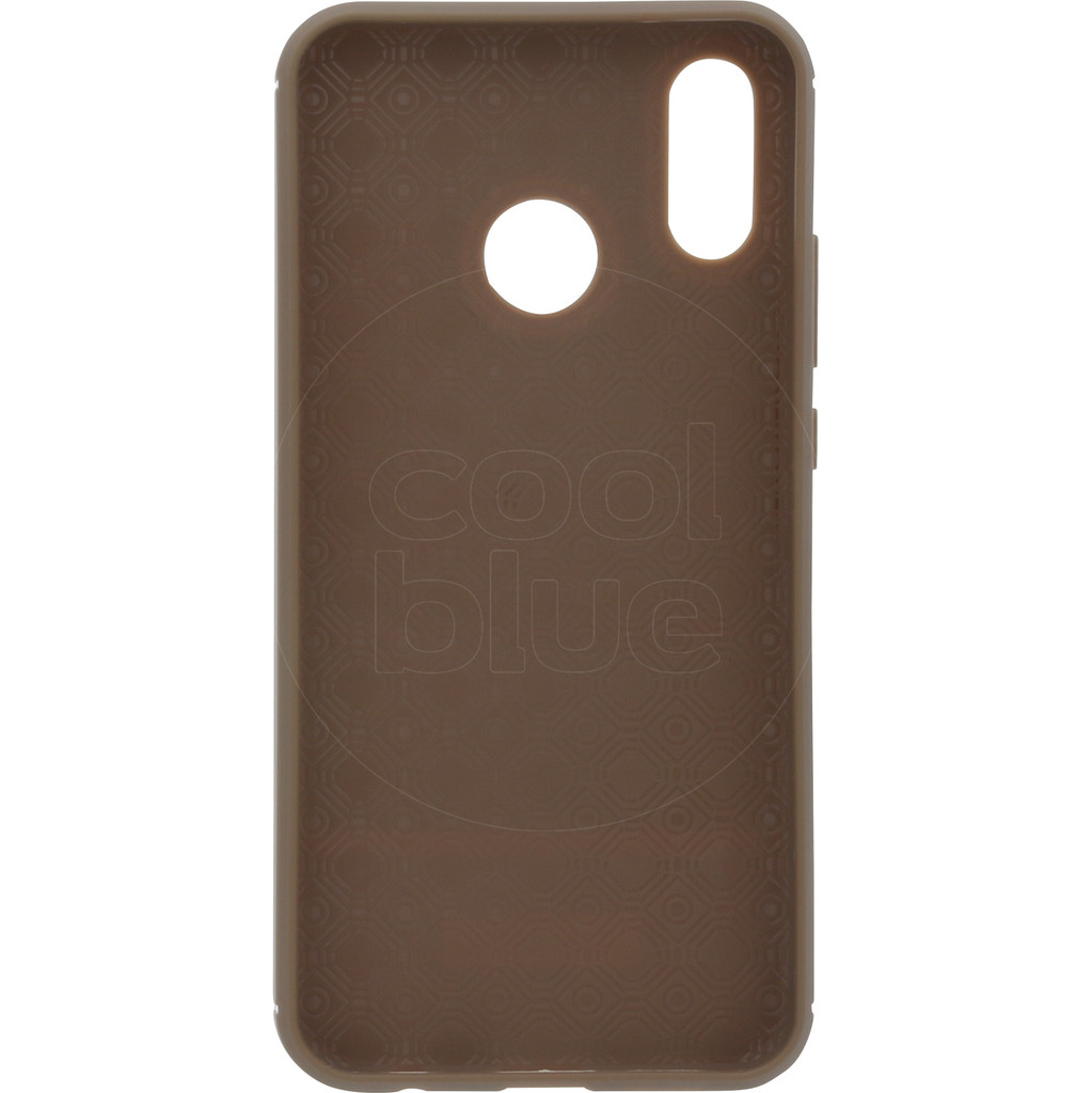 Just in Case Rugged Armor Huawei P20 Lite Back Cover Bruin