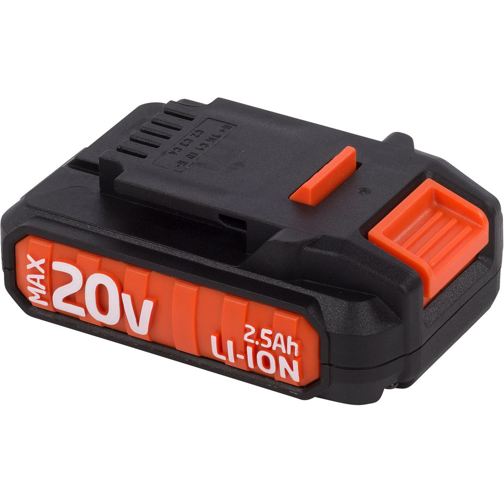 Powerplus Dual Power Accu 20V 2,5 Ah Li-Ion