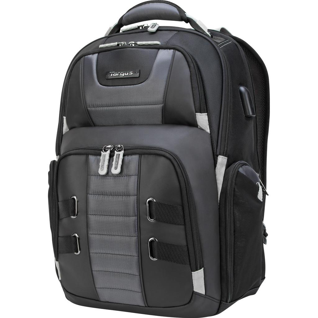 Targus DrifterTrek 17.3 USB Laptop Backpack Black