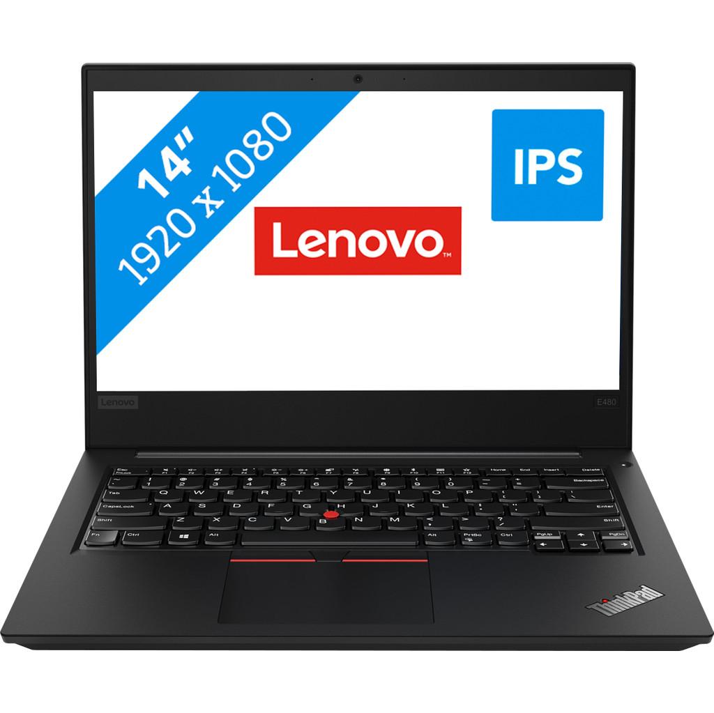 Lenovo Thinkpad E480 i3 - 8 Go - 128 Go SSD Azerty