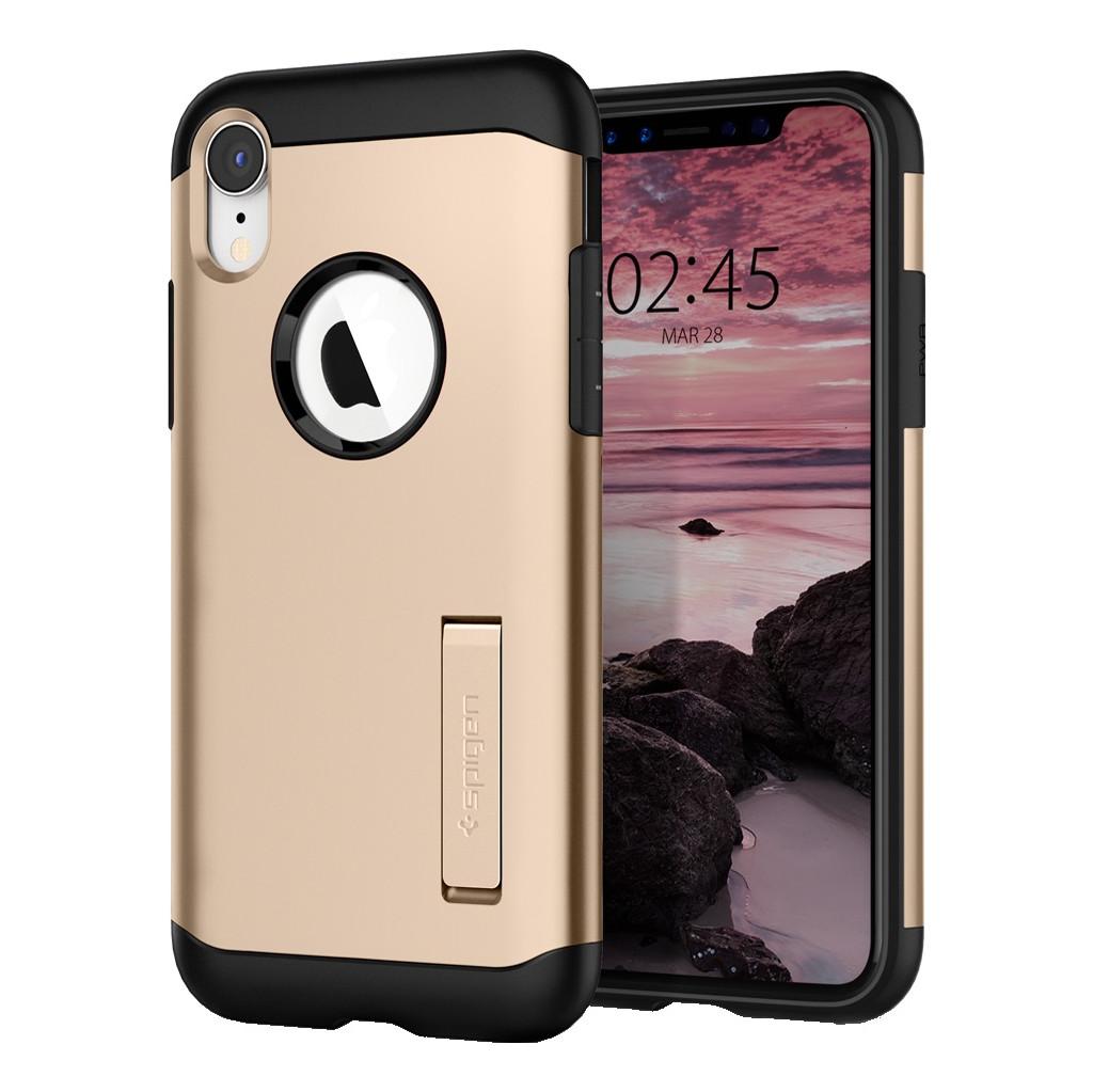 Spigen Slim Armor Back cover Apple iPhone Xr Or