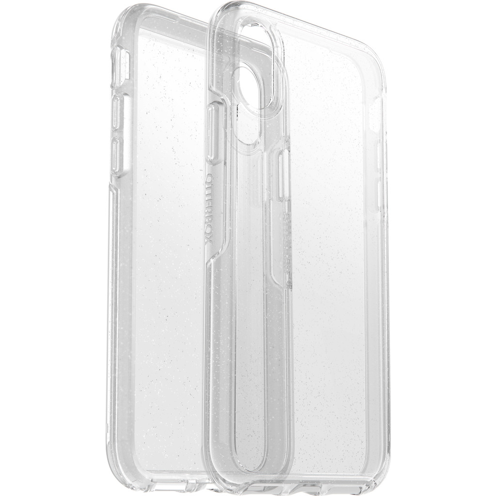 Otterbox Symmetry Clear Back cover Apple iPhone Xs Stardust