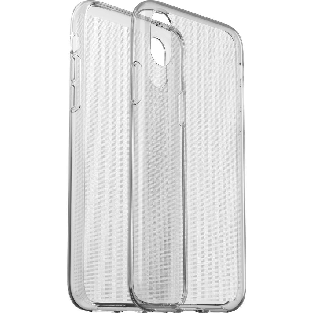 Otterbox Clearly Protected Skin Coque Arrière pour Apple iPhone Xs Transparent